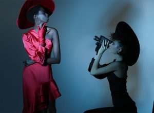 Zarif Saten Elbise Modelleri