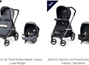 Travel Sistem Bebek Arabası Tasarımları