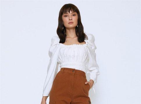 Kargo Pantolon Bayan Modelleri