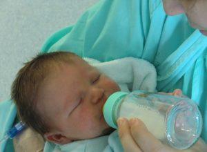 Bebek Sağlığı İçin Biberon